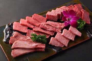 焼肉・鉄板焼ステーキ橘通りミヤチク