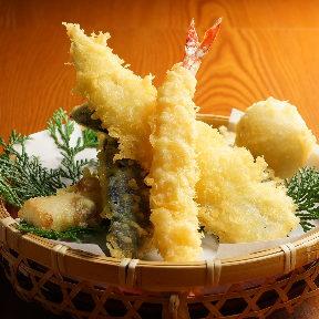 こだわり天ぷらと旨い魚 こだわりや伏見桃山駅前店