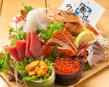 北海道海鮮個室居酒屋うおっと ~魚人~