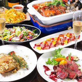 お肉と牡蠣のNYイタリアンCARTA 池袋店