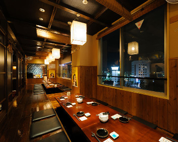個室 日本酒 凪刈谷店