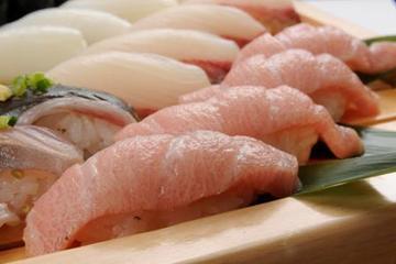 江戸前握り寿司と旨い酒ふらり寿司 名古屋駅本店