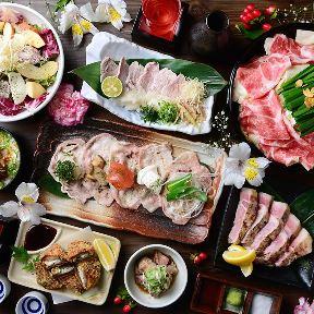 本格豚肉料理&しゃぶしゃぶ鍋の個室居酒屋 豚金 名古屋駅本店