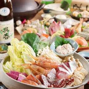 海鮮と創作串天ぷら 個室 魚舟梅田阪急グランドビル店