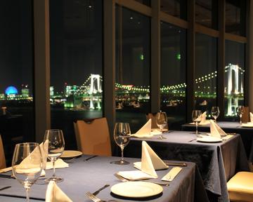 夜景の見えるレストランオーシャンディッシュ クオン