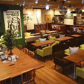 #602 CAFE&DINER福岡ソラリアプラザ店