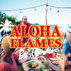 BBQ食べ放題ビアガーデン ALOHA FLAMES 新宿店