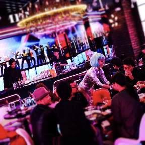 バースデーサプライズ×KUJIRAENTERTAINMENT DINING