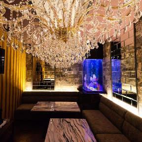 個室 aquarium resort & BLUE栄店