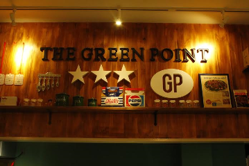 THE GREEN POINT