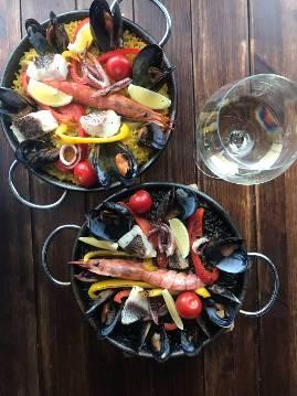 魚と泡の美味しい店瀬戸内バル リエット