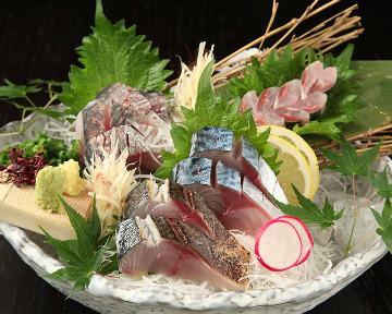 産直青魚専門 新宿 御厨