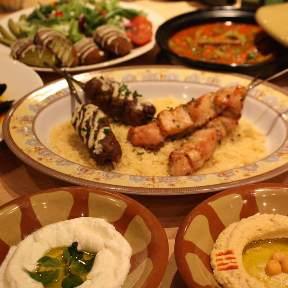 Mish Mish(ミシュミシュ)中東KITCHEN&BAR