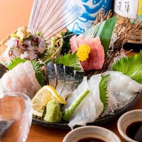 47都道府県地酒と季節の鮮魚UMAMI(ウマミ)日本酒弐番館