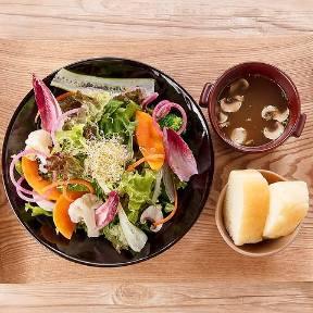 FARMERS GARDEN Cafeオムレットイオンモール名古屋茶屋