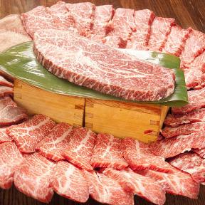 和牛焼肉食べ放題 肉屋の台所渋谷宮益坂店
