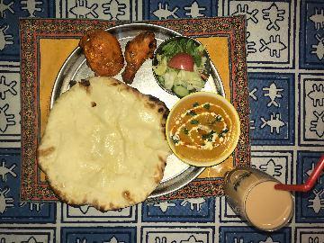 インド料理 ナマステ マハラジャ八雲通店