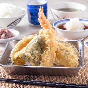 天ぷら定食えびす食堂 和白店