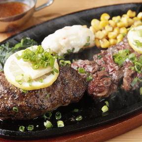 ハンバーグとステーキの店 KEG