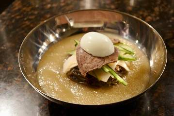 焼肉 冷麺 ユッチャン。
