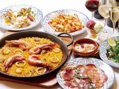 スペイン料理 ミゲル フアニ新宿タカシマヤタイムズスクエア