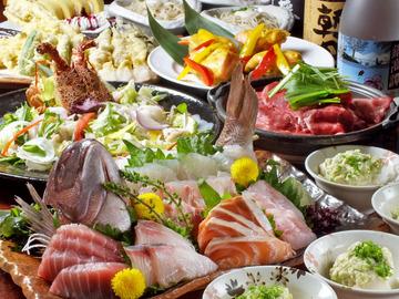 三代目網元 魚鮮水産八戸三日町店