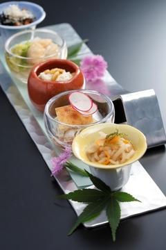 日本料理レストラン「一舞庵(いちむあん)」