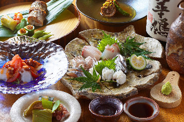 広島の地酒と地魚四季彩 多仲