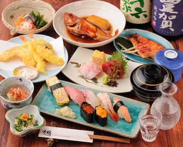 魚粋鮨定(地図/立川/寿司屋) - ぐるなび