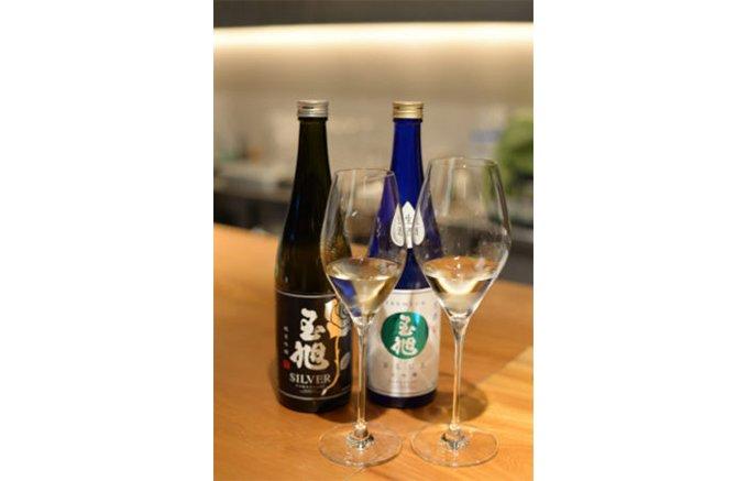 富山産酒米にこだわり200年!越中八尾「玉旭酒造」の純米吟醸と生酒大吟醸