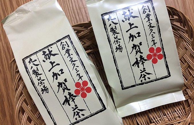 親しみやすさと品格を併せ持つ丸八製茶場の味わい深い焙じ茶