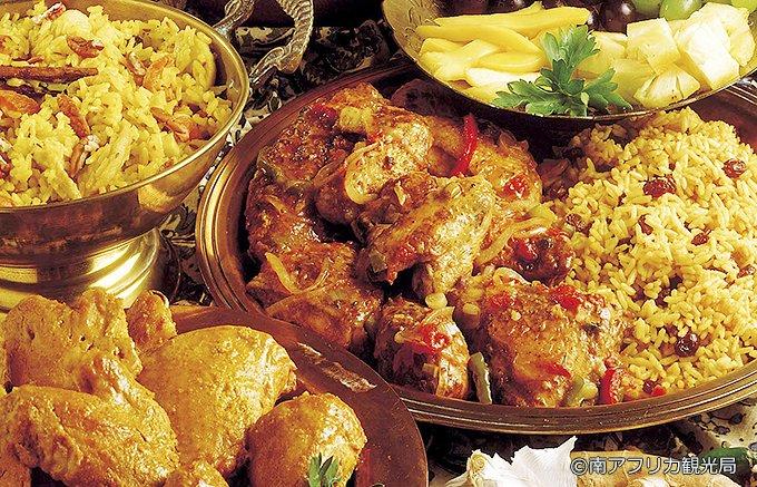 多種多様な人種が作り出す文化を持つ南アフリカの伝統料理とは?