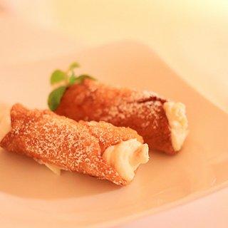 アラミニュットでたのしんで!エリオのシチリア菓子「カンノーロ」