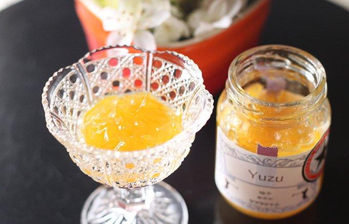 地球とカラダに優しい五感で楽しむこだわりの素材で作られた「柚子マーマレード」