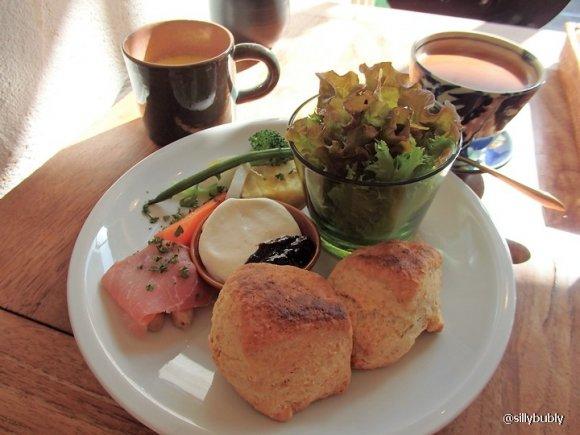神戸でアフタヌーンティーを!スコーンが美味しい2階以上のカフェ9選