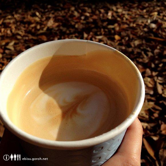 カップに入れられたコーヒー