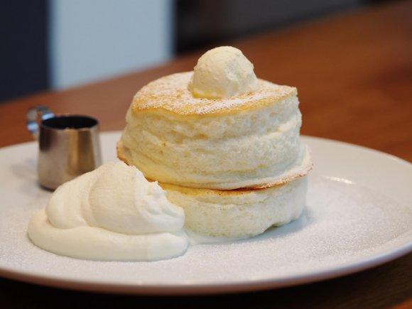 とろける食感!大阪でオススメのふわふわ極厚パンケーキ5店!