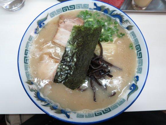 博多とは一味違う!北九州市の絶対美味い豚骨ラーメン定番5軒