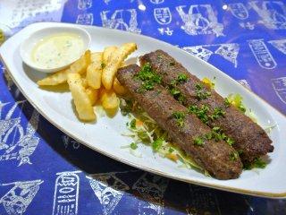 エジプト料理って食べたことある?都内でも数少ないエジプト料理専門店の記事で紹介されました