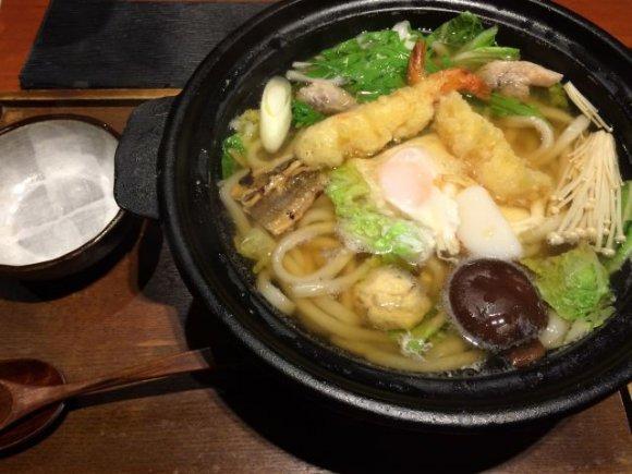 寒い冬ならランチでもOK!新宿で食べられる鍋焼きうどん4選の記事で紹介されました