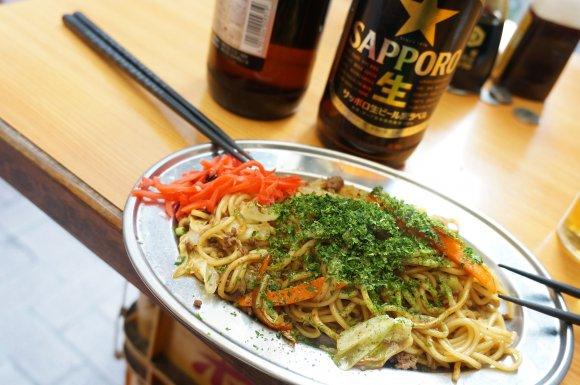 東京中から人が集う人気エリア、梯子酒で盛り上がる上野の記事で紹介されました