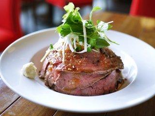 話題のローストビーフ丼を横浜で!肉の旨みが堪能できる2軒の記事で紹介されました