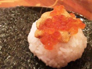 名物「うにぎり」は食べなきゃ帰れない!北海道の食材を一度に味わえる店の記事で紹介されました