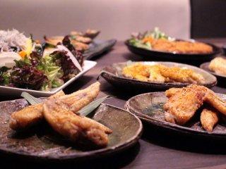 手羽先食べ放題付きコースが3980円!名古屋めしが一度に楽しめるお店の記事で紹介されました