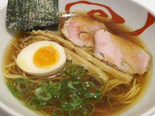 【麺屋 169】無化調でも奥深いスープが美味い人気店の「中華そば」の記事で紹介されました