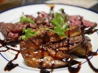 どちらもおすすめ!肉の街・五反田で外せない人気肉バル2軒の記事で紹介されました