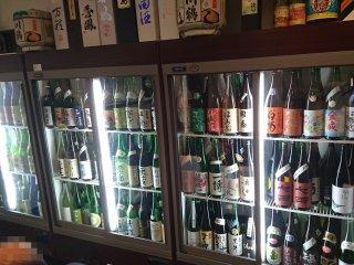 日本酒200種飲み放題!こだわりの名酒が揃う日本酒専門店の記事で紹介されました