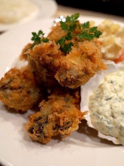 【銀座界隈】シーズン終盤に食べ歩く多種多様な牡蠣ランチ6選の記事で紹介されました