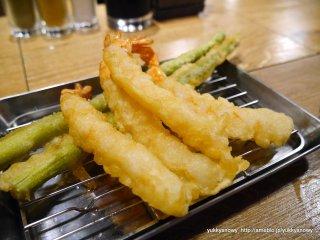1980円で24種類!「Gachi」の天ぷら食べ放題がガチで凄いの記事で紹介されました