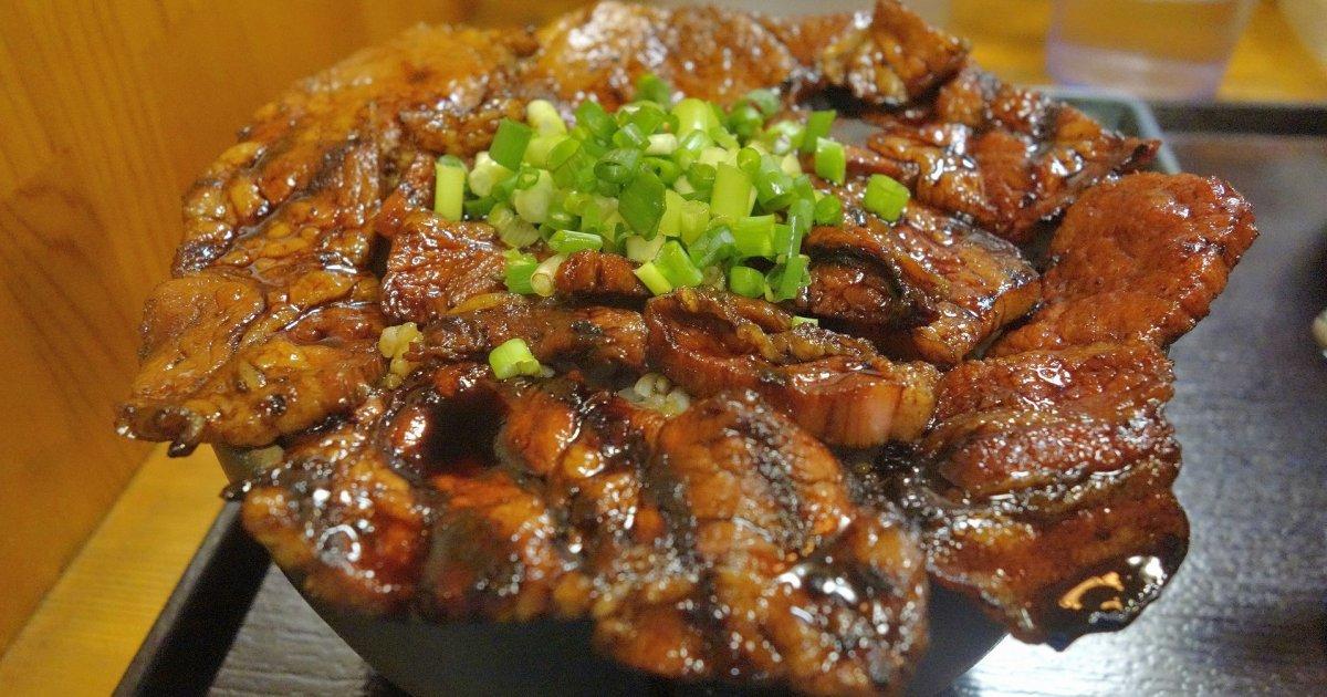 これぞ男飯!がっつり食べたい東京都内の豚丼専門店6選!